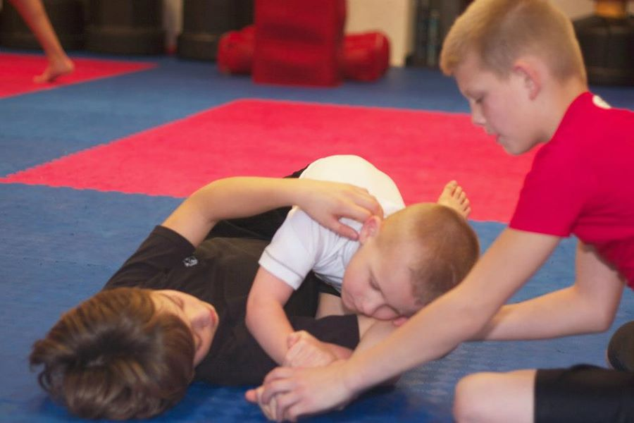 Kids Grappling